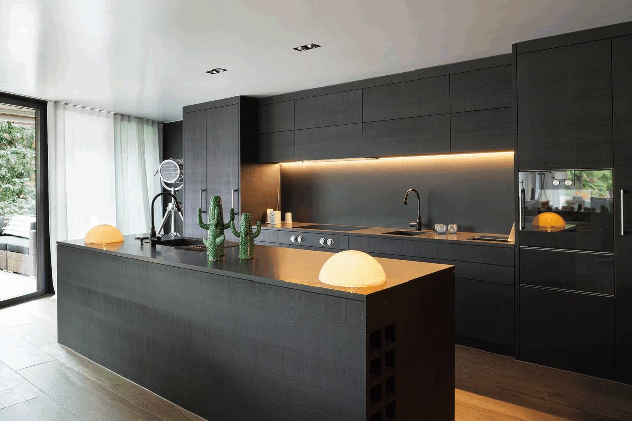 Дизайн кухонной мебели фото 10