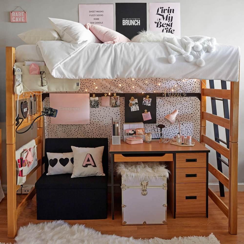 Дизайн интерьера комнат в общежитии фото 12
