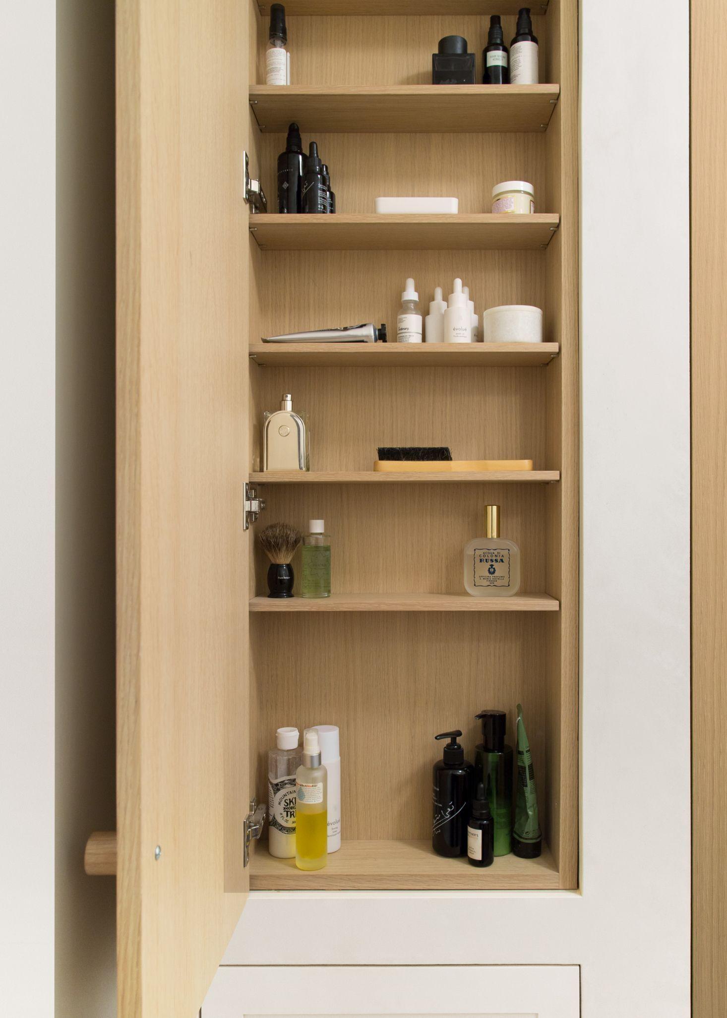 Как организовать порядок в ванной фото 16