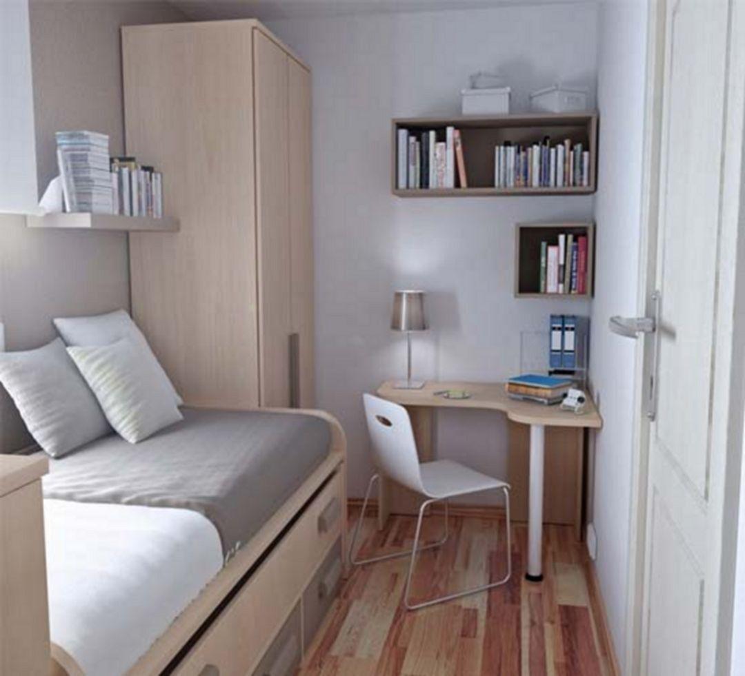 Рабочее место в маленькой квартире фото 11