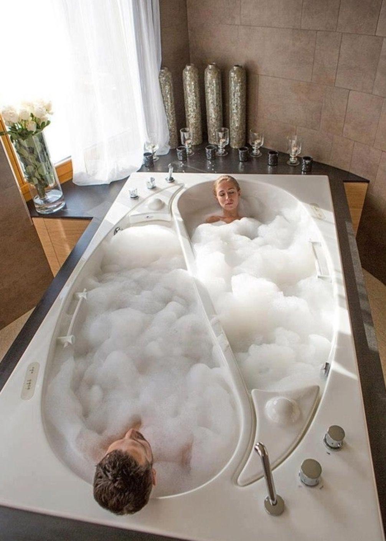 Оригинальные ванные фото 1