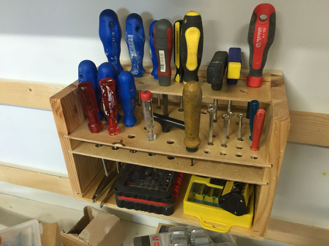 Организация инструментов фото 10