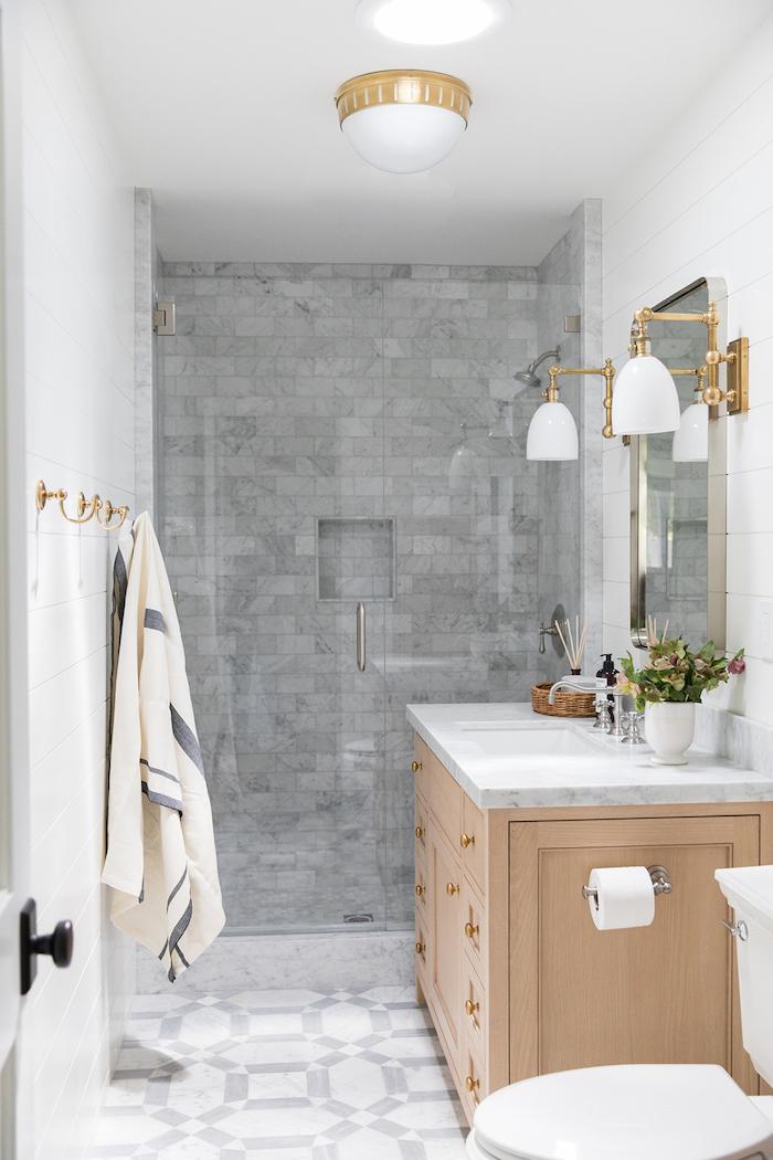Дизайн интерьера ванной комнаты фото 12