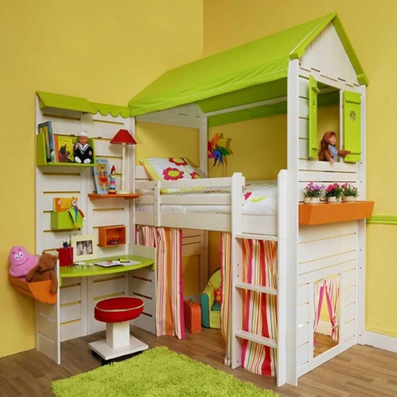 необычные детские комнаты фото 14