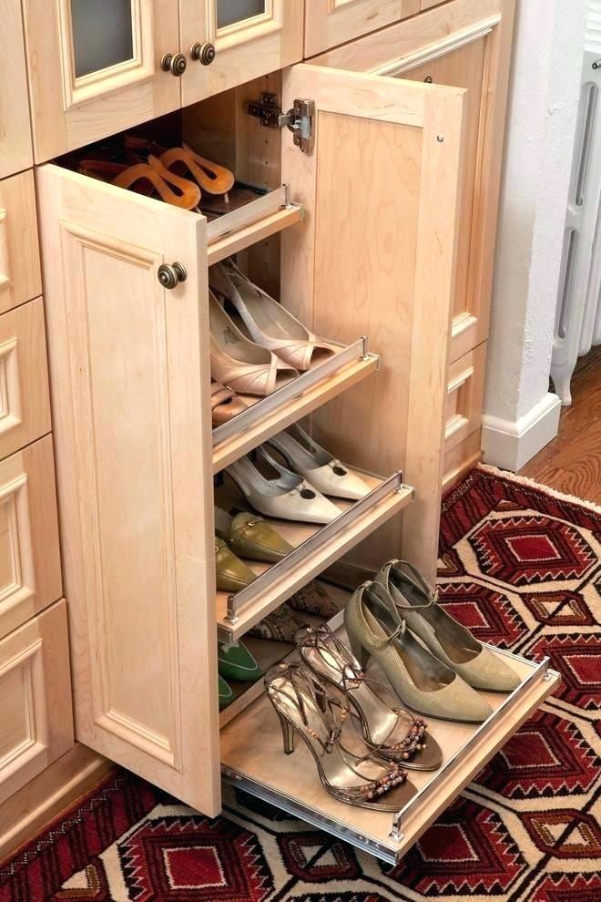 Где хранить обувь фото 11