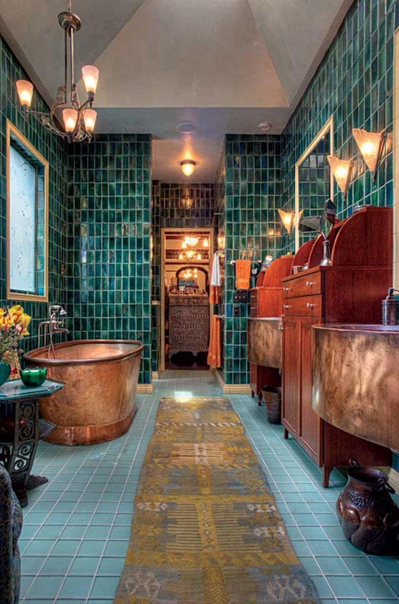 Оригинальные ванные фото 6