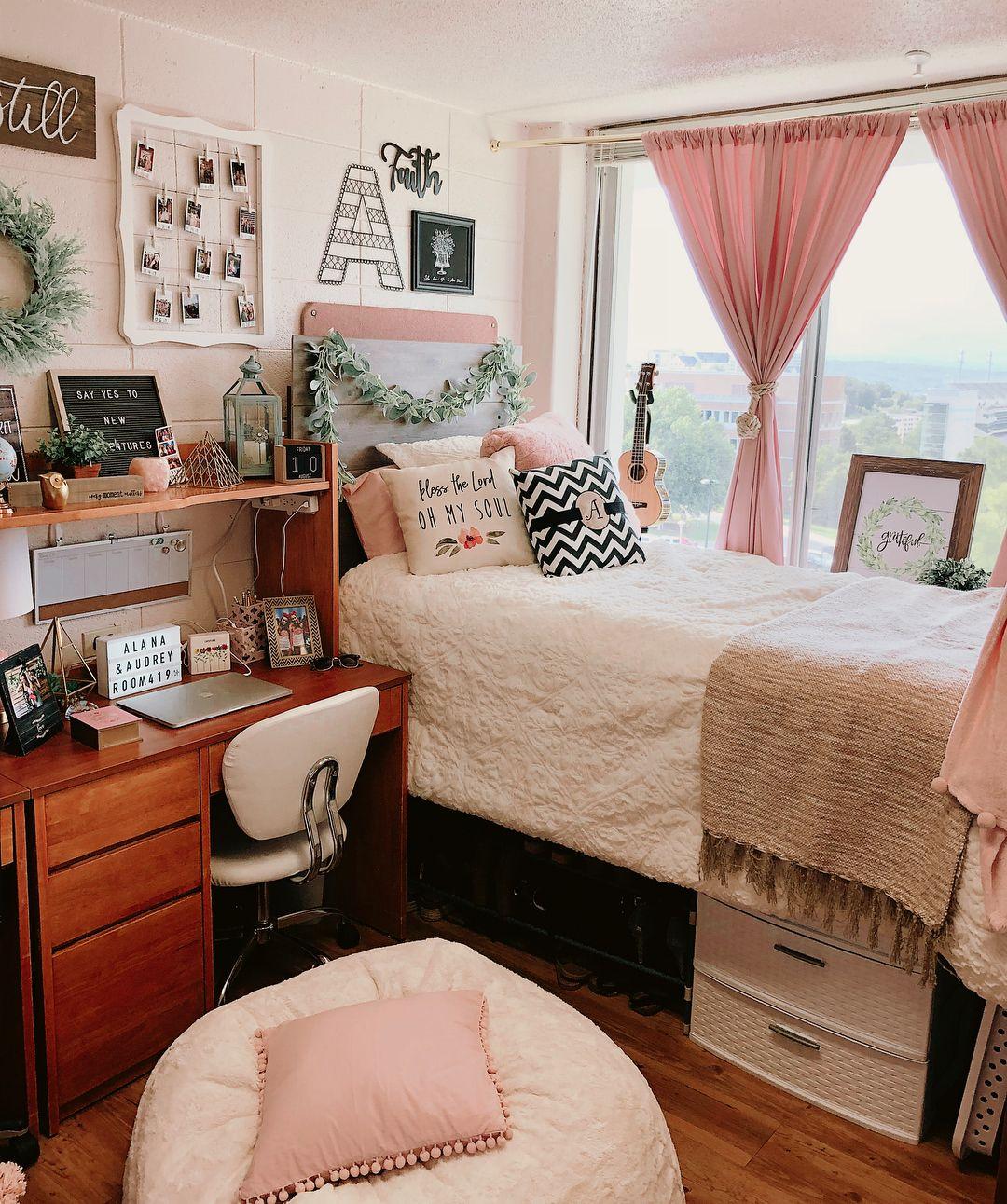 Дизайн интерьера комнат в общежитии фото 13