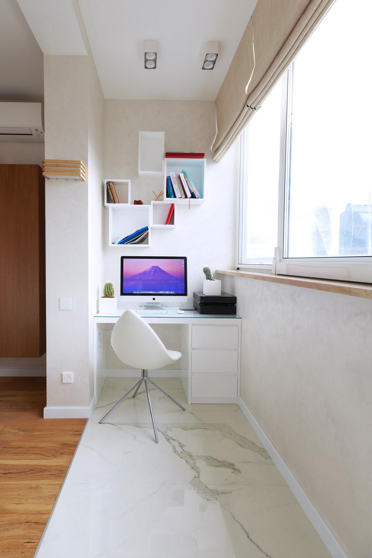 дизайн интерьера балкона фото 7