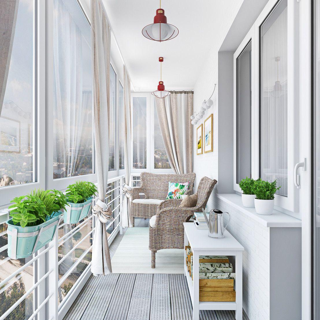 дизайн интерьера балкона фото 18