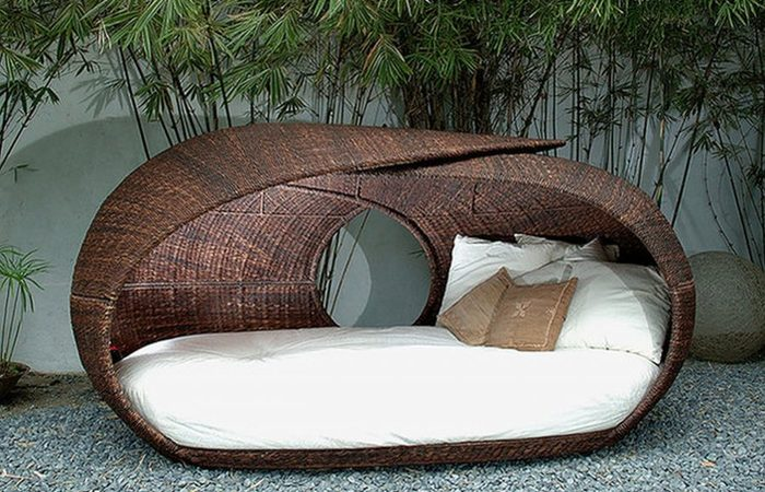 Самые необычные кровати фото 15