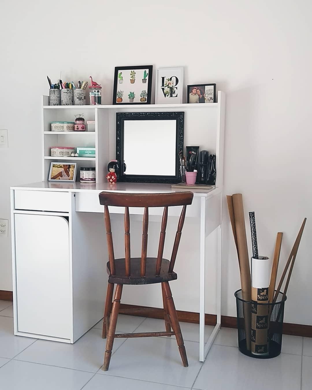 Рабочее место в маленькой квартире фото 18