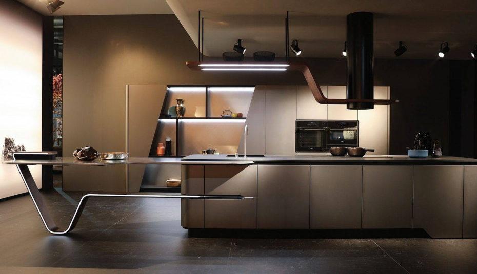 Дизайн кухонной мебели фото 1