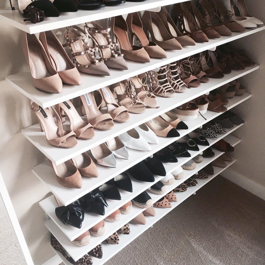 Где хранить обувь фото 12