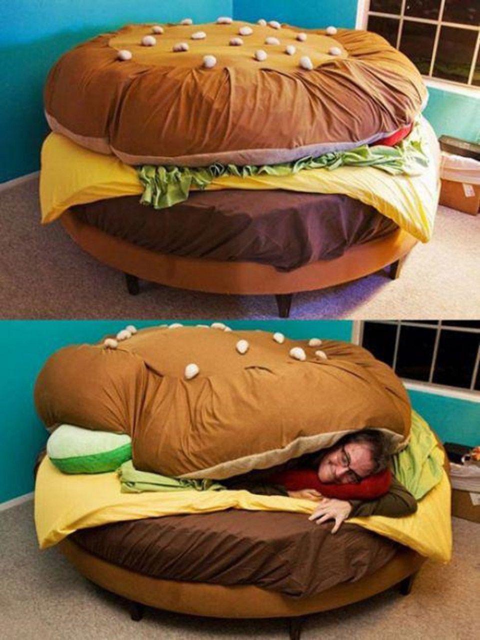 Самые необычные кровати фото 5
