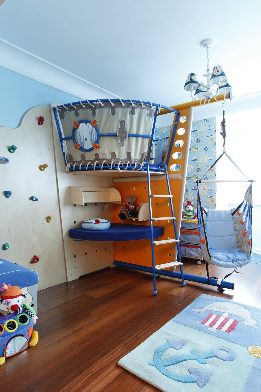 необычные детские комнаты фото 19