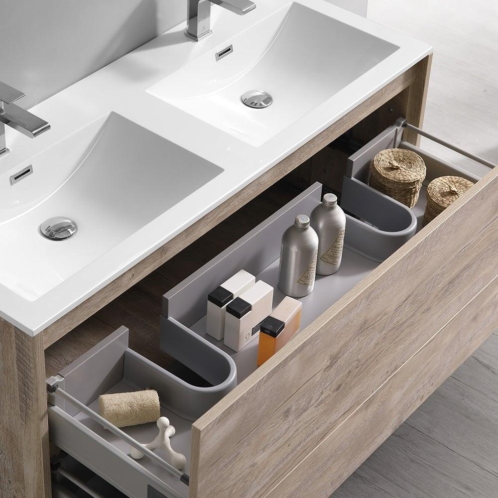 Как организовать порядок в ванной фото 17