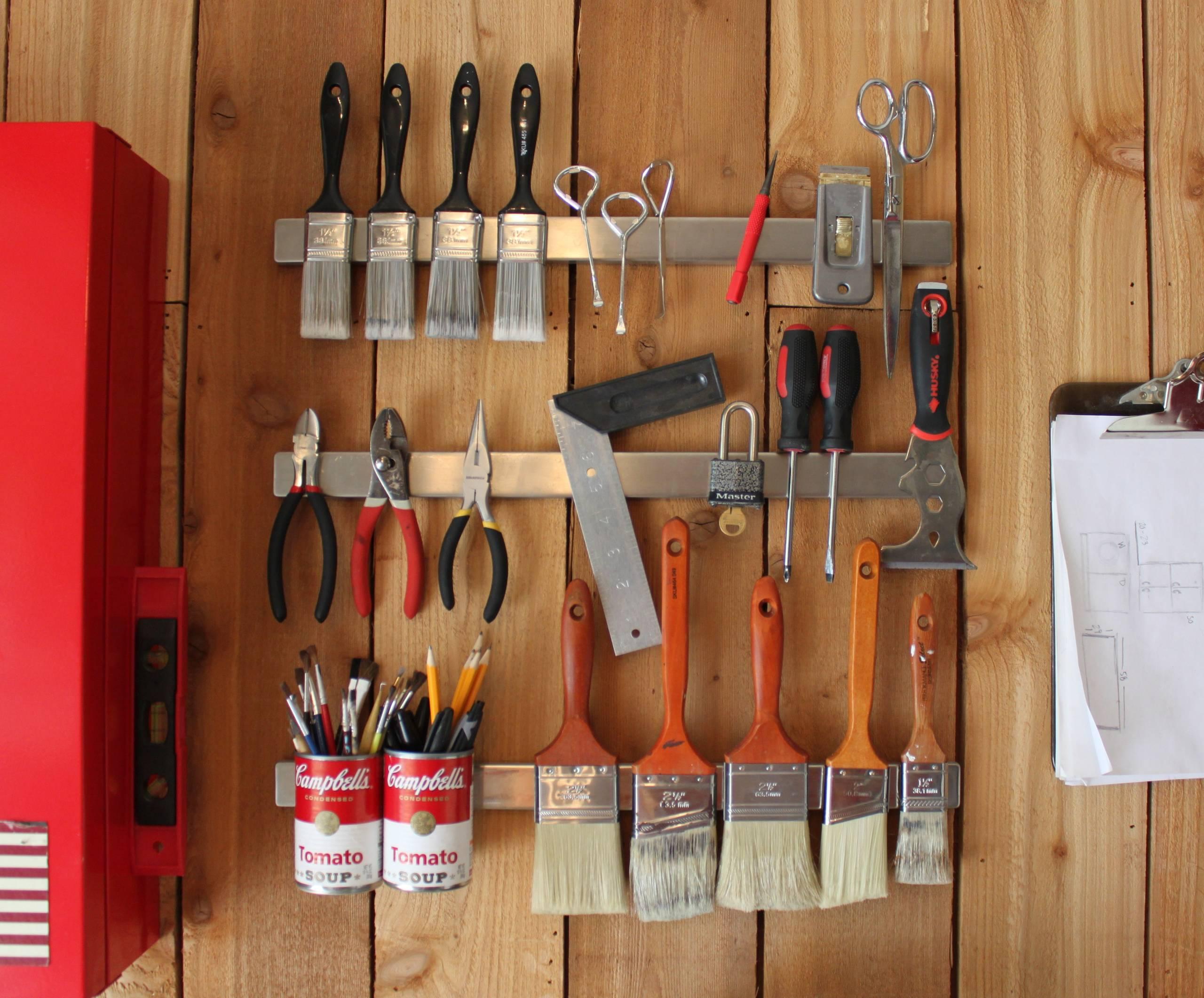 Организация инструментов фото 4