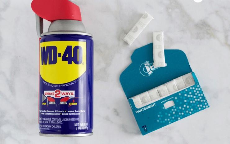 WD-40 - эффективное средство для очистки фото 2