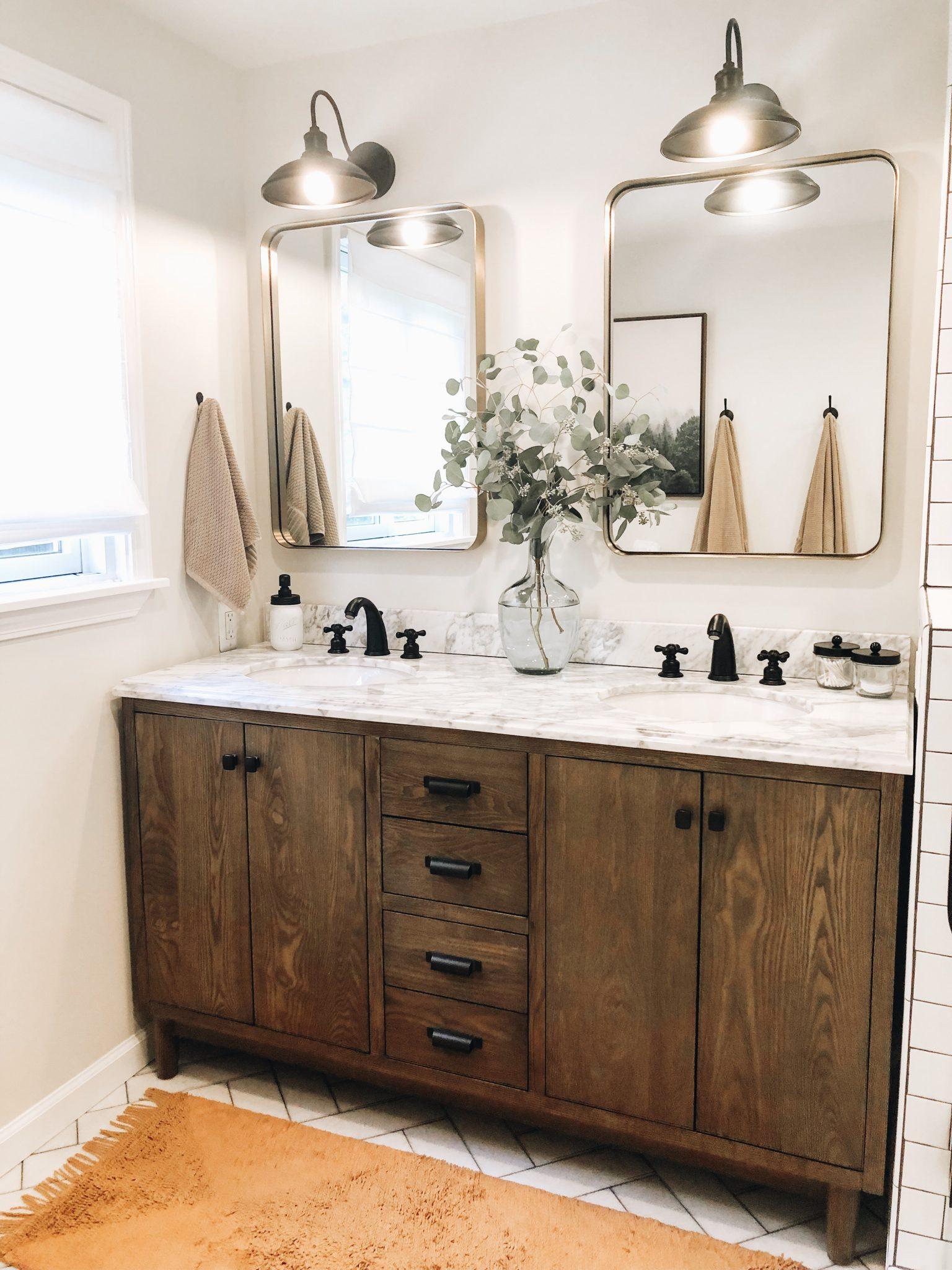 Дизайн интерьера ванной комнаты фото 4