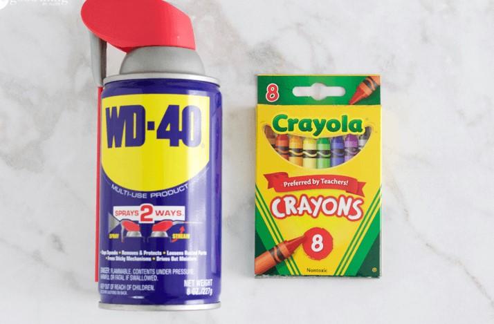 WD-40 - эффективное средство для очистки фото 6