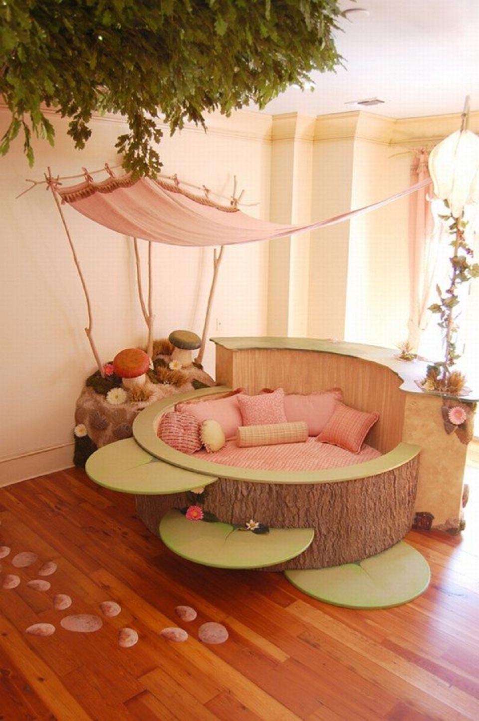 Самые необычные кровати фото 16
