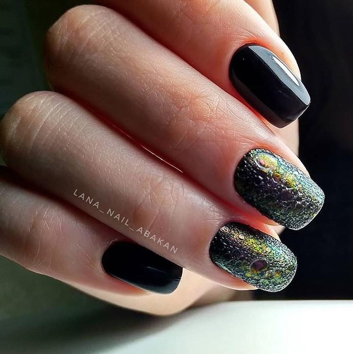 пузырьки на ногтях фото 15