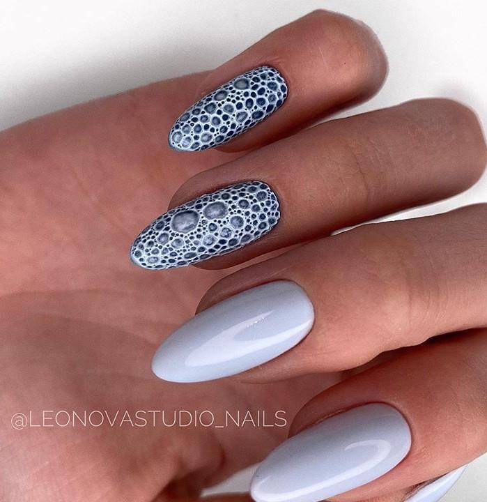 пузырьки на ногтях фото 38
