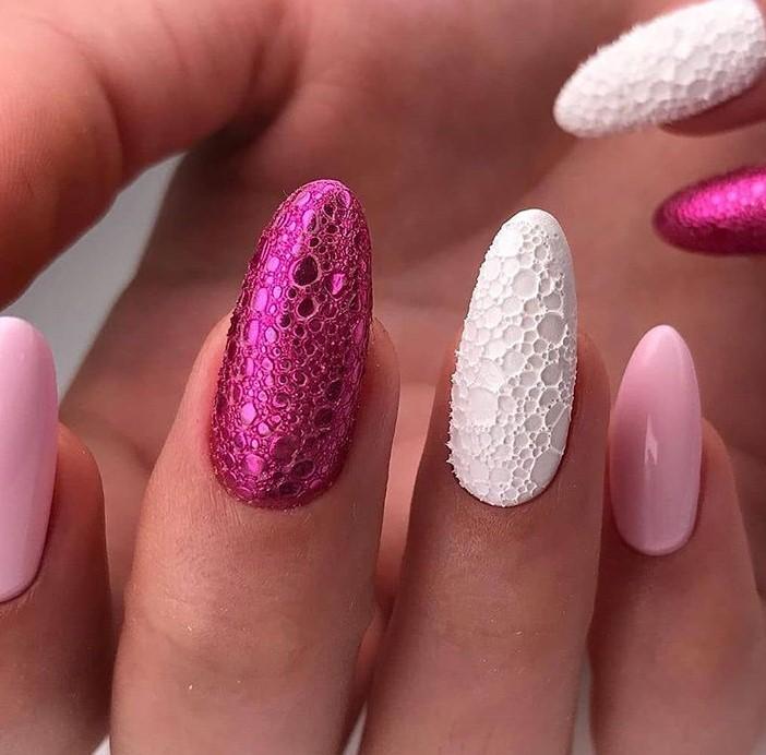 пузырьки на ногтях фото 27