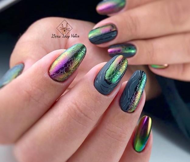 пузырьки на ногтях фото 58