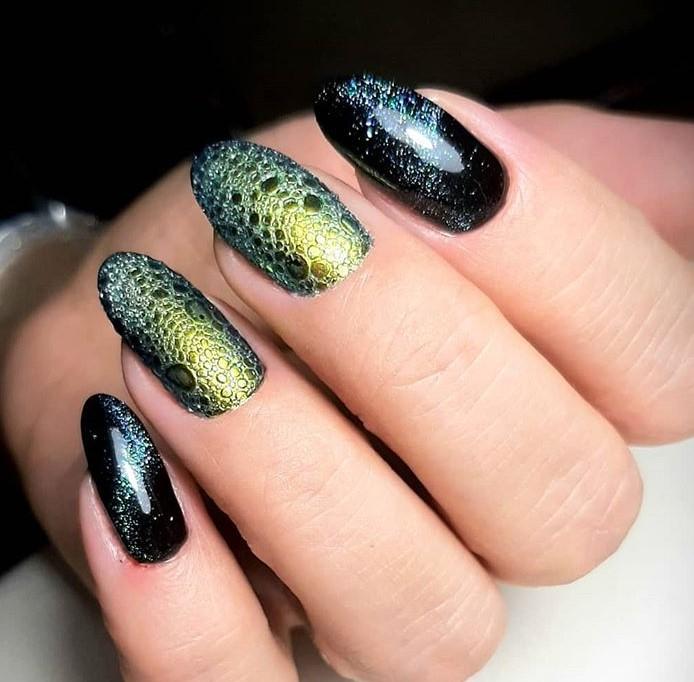 пузырьки на ногтях фото 14