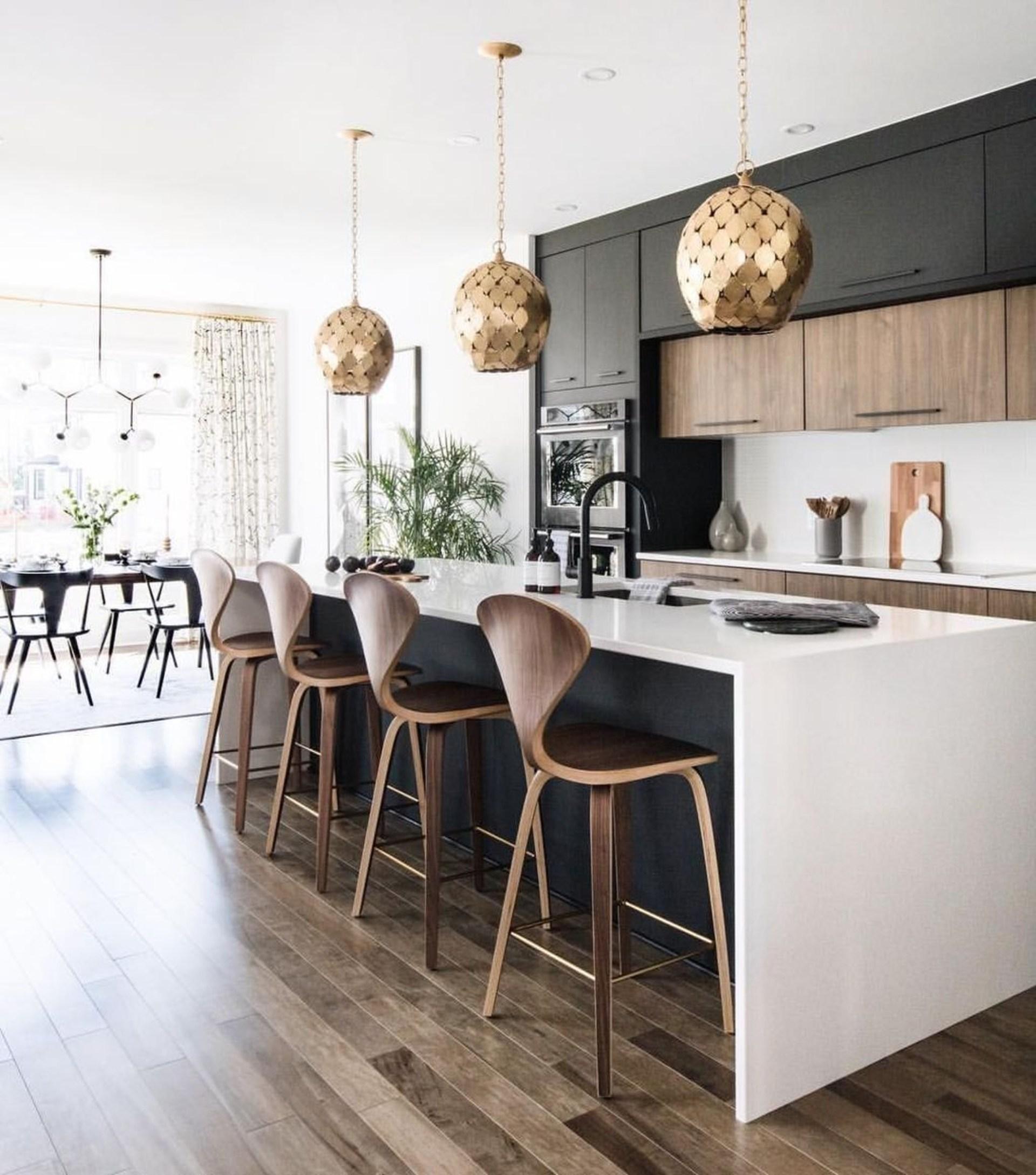 Дизайн кухонной мебели фото 12