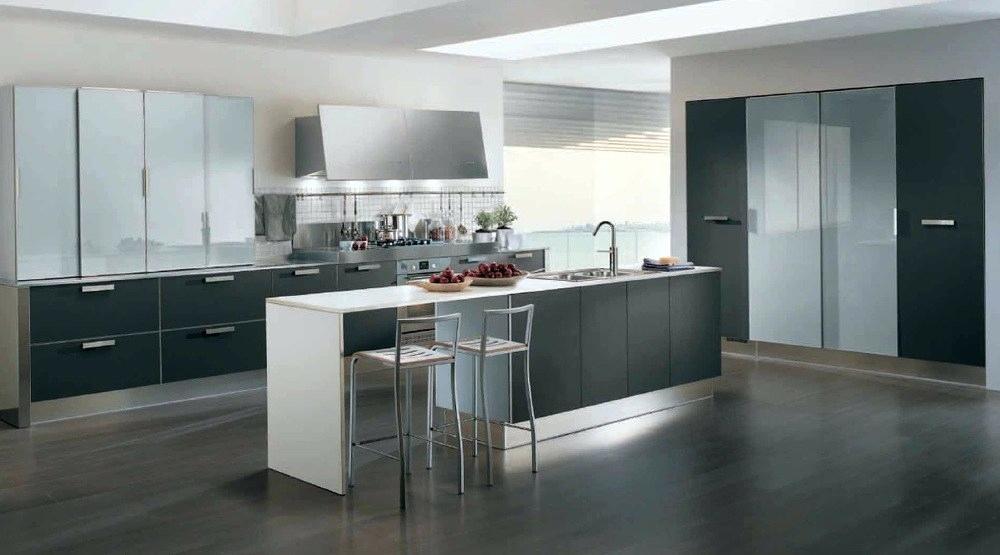 Дизайн кухонной мебели фото 11