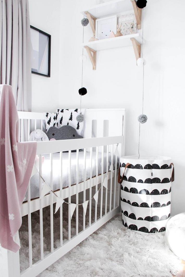 Дизайн интерьера детской комнаты фото 16