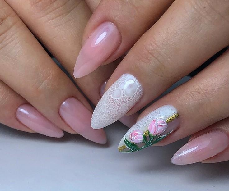 пузырьки на ногтях фото 12