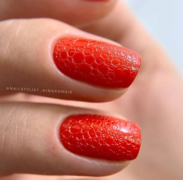 пузырьки на ногтях фото 9