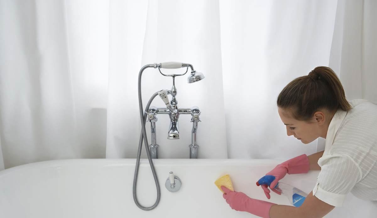 Как очистить ванну в домашних условиях фото 3