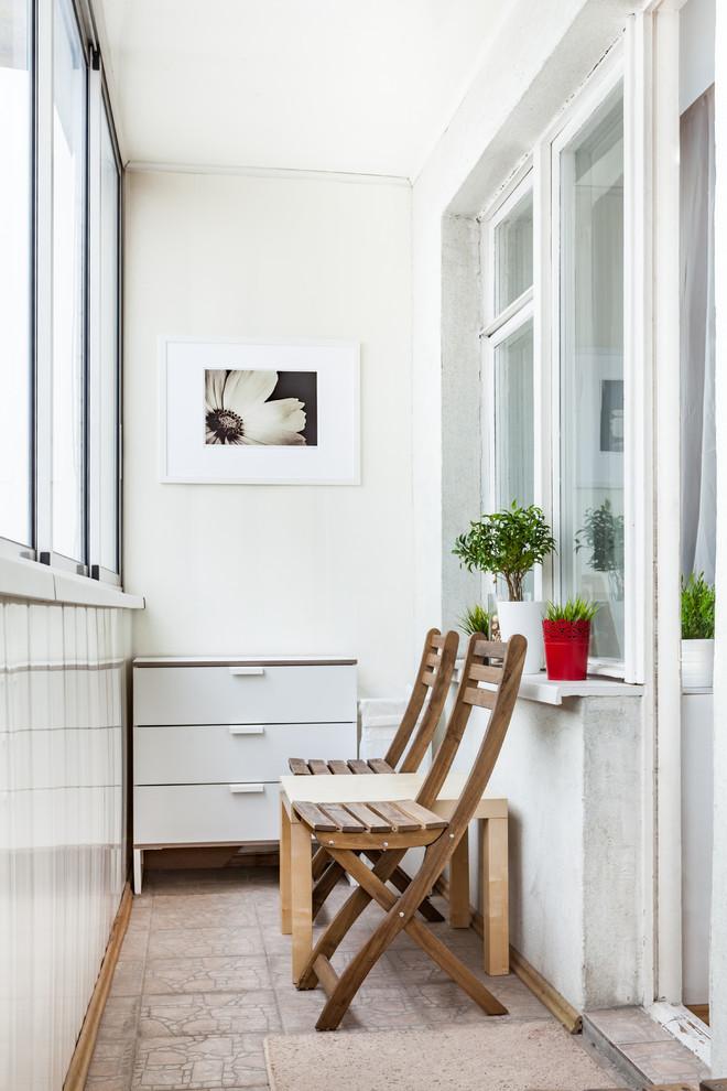дизайн интерьера балкона фото 20