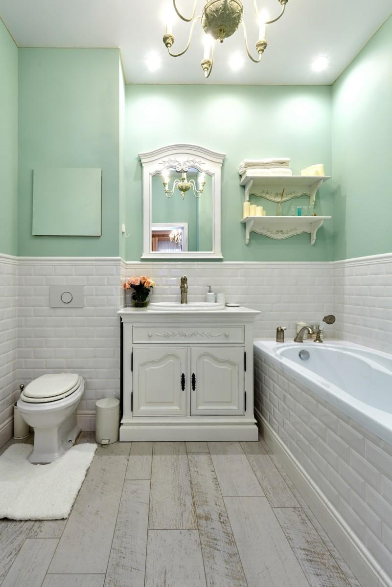 интерьер ванной комнаты фото 20
