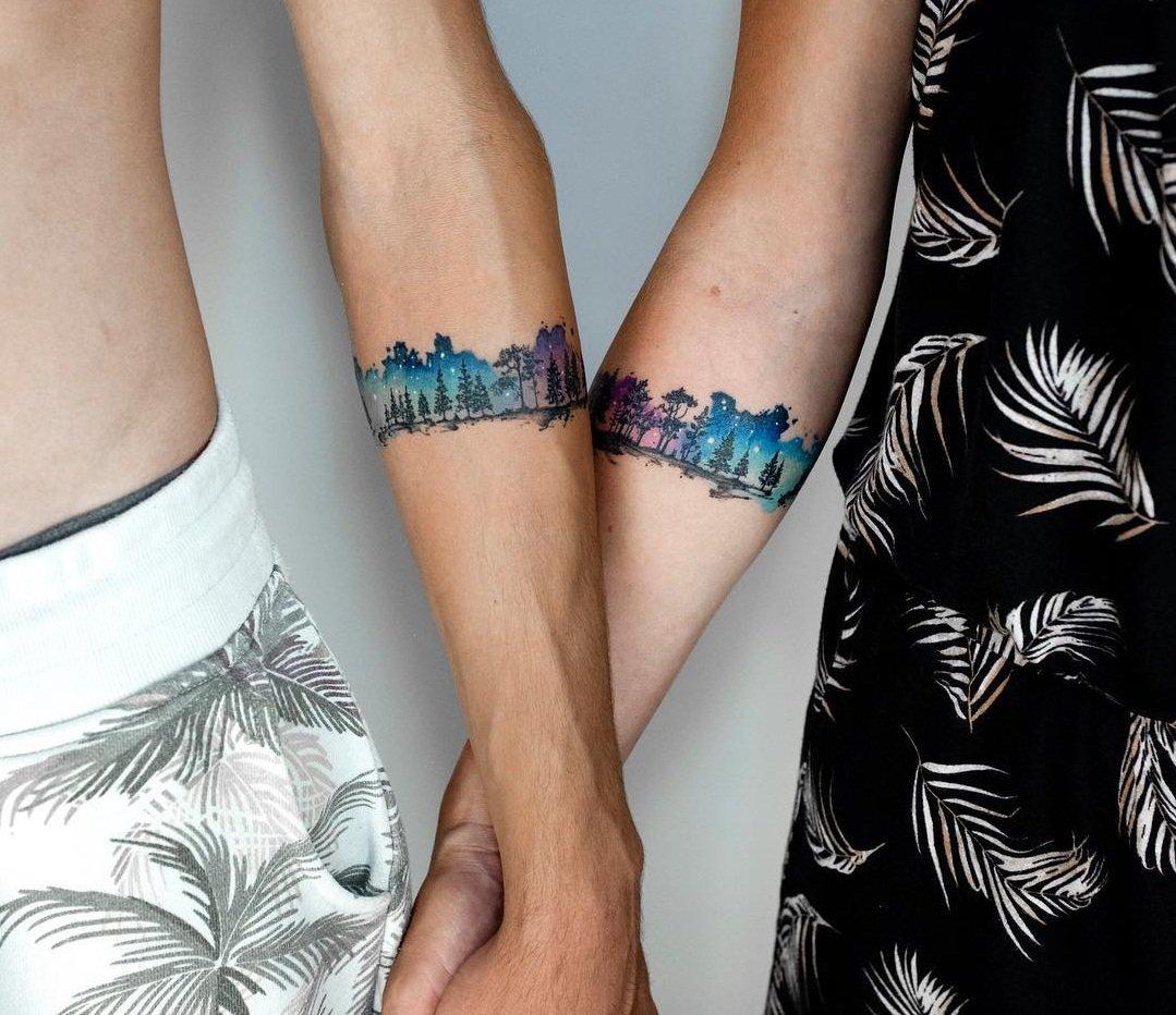 романтичные идеи татуировок фото 11
