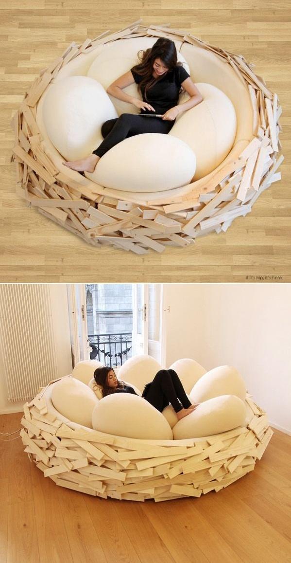 Самые необычные кровати фото 7
