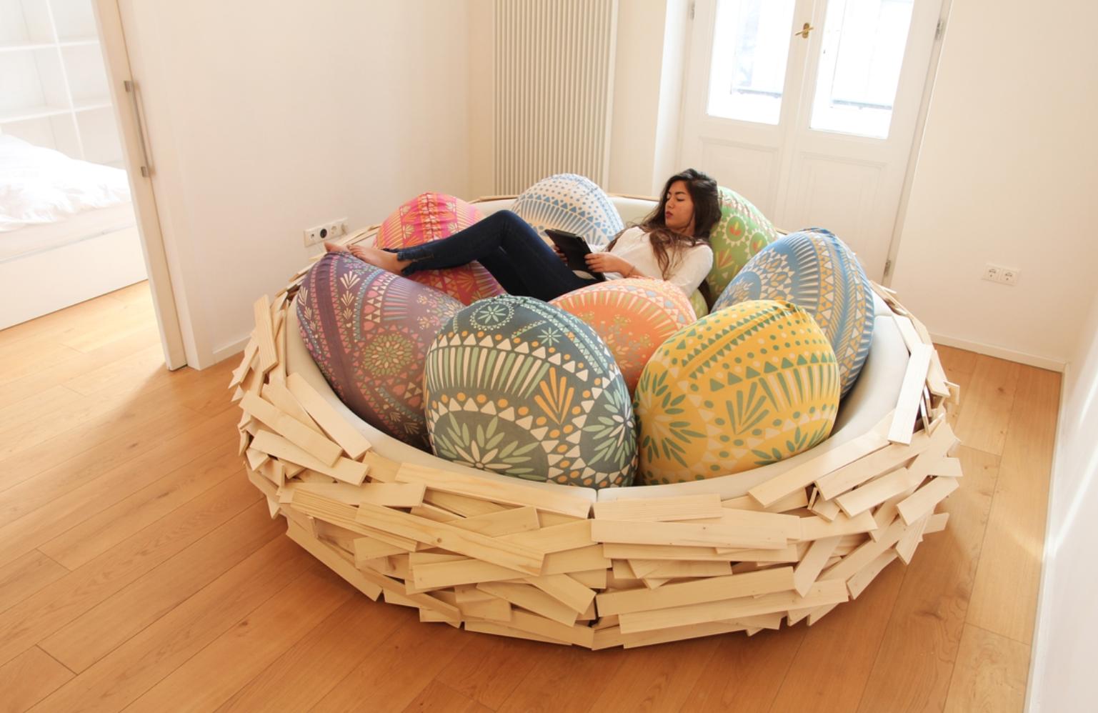 Самые необычные кровати фото 8