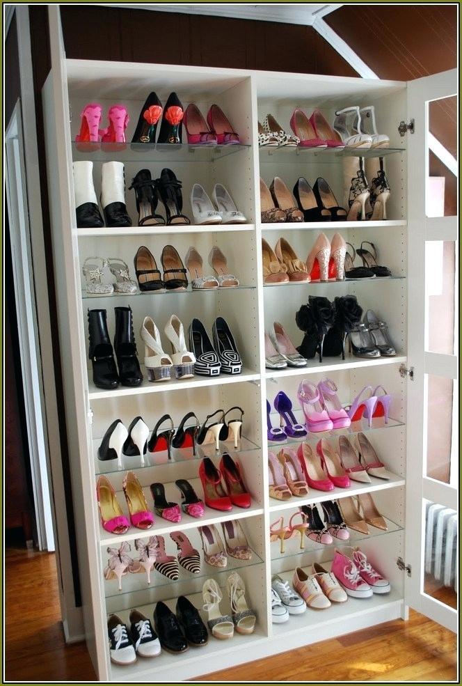 Где хранить обувь фото 15