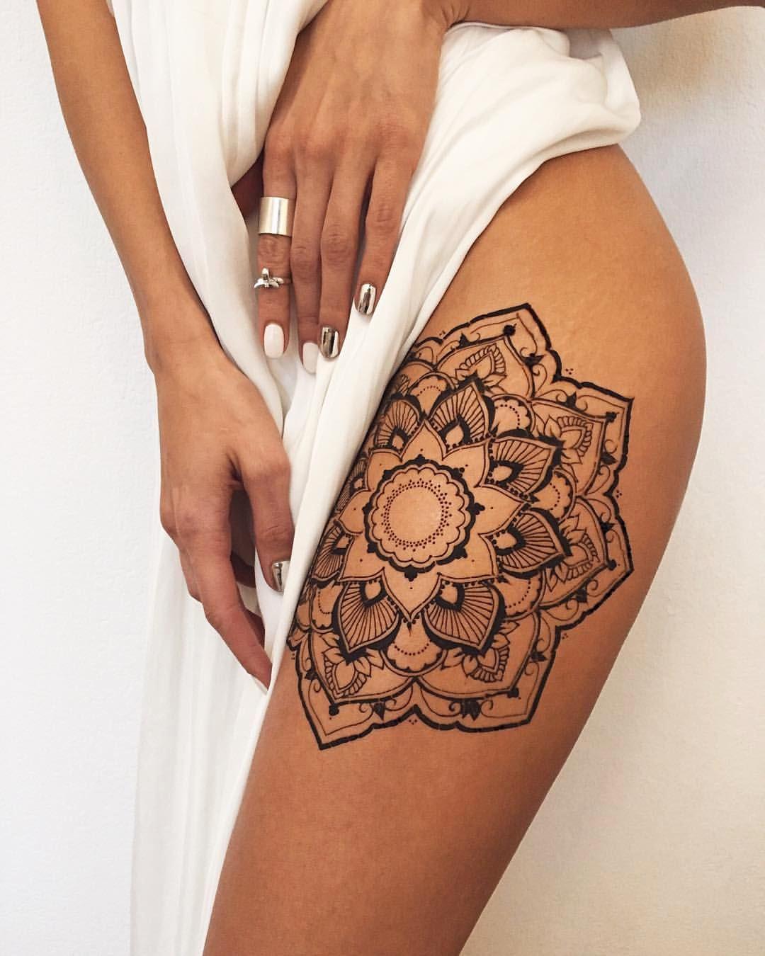 Татуировки-обереги от любого зла фото 17
