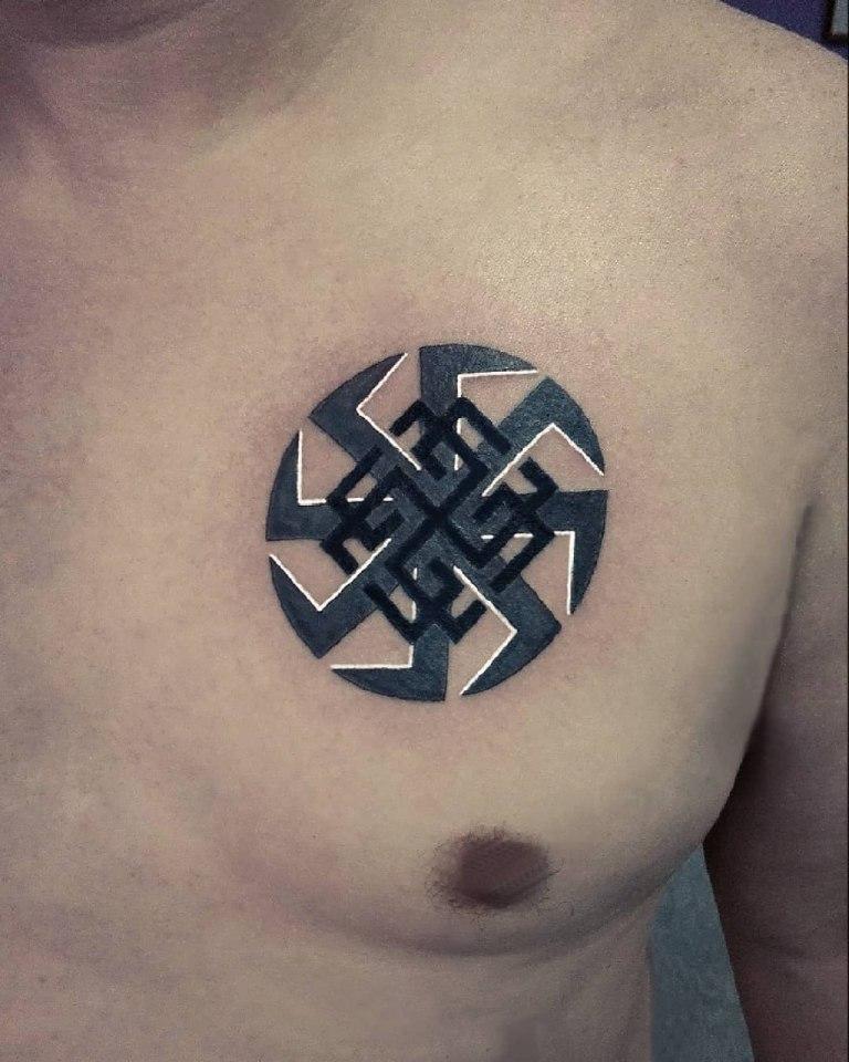 Татуировки-обереги от любого зла фото 5