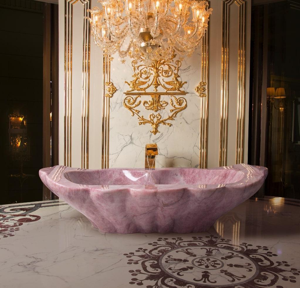 Оригинальные ванные фото