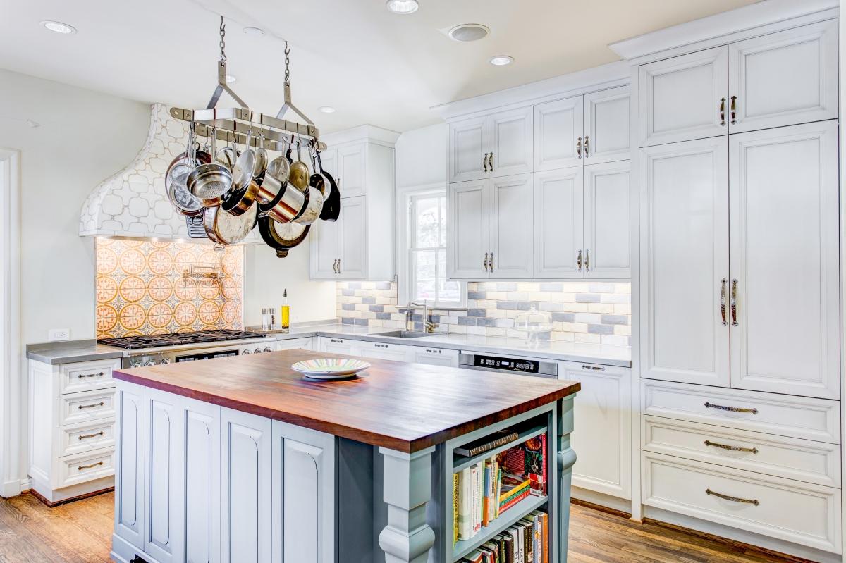 Дизайн кухонной мебели фото 2