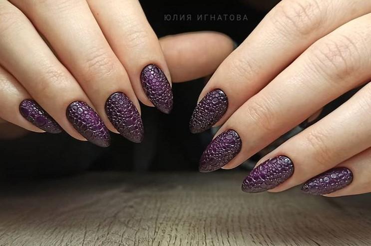 пузырьки на ногтях фото 4