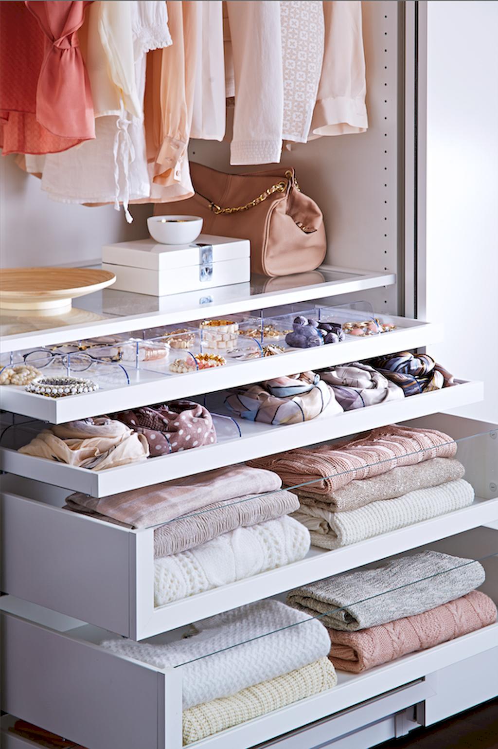 хранение одежды в гардеробе фото 6