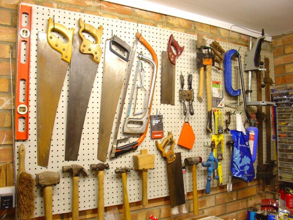 Организация инструментов фото 7