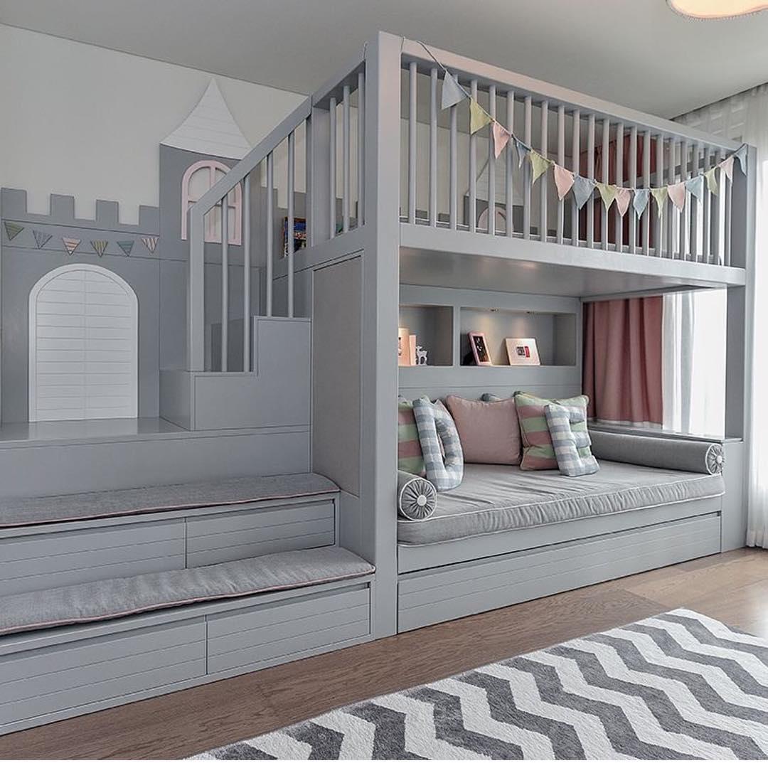 кровати в стиле лофт фото 1
